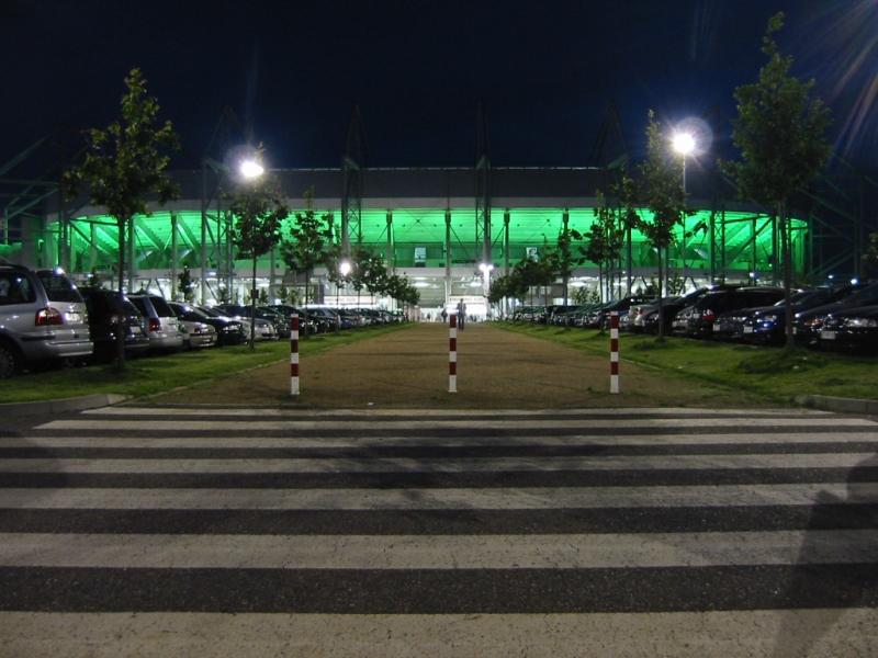 Anfahrt Borussia Park